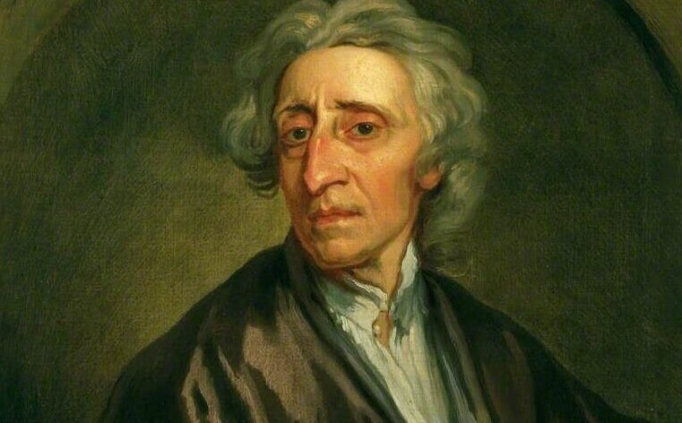 John Locke -maalaus