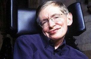 Stephen Hawkingin kaunis viesti masentuneille