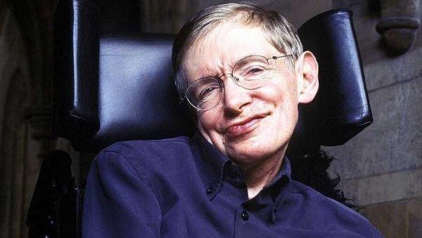Stephen Hawkingin kaunis viesti masennusta vastaan