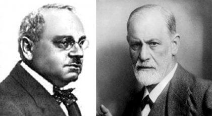 Alfred Adler ja Freud