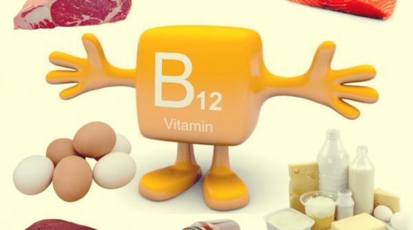 B12-vitamiinin lähteet