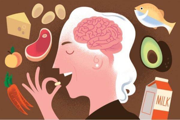 syö B12-vitamiinia