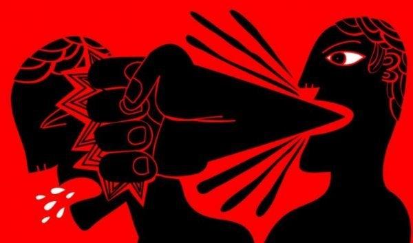 väkivallan tyypit: fyysinen