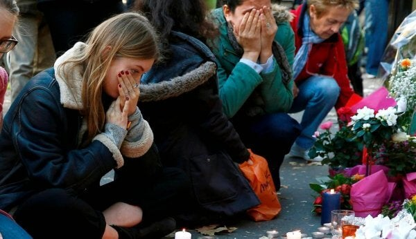 Terrorismi – kun sen varjo tekee meistä avuttomia
