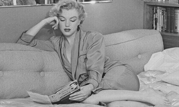 Marilyn Monroe elokuvassa