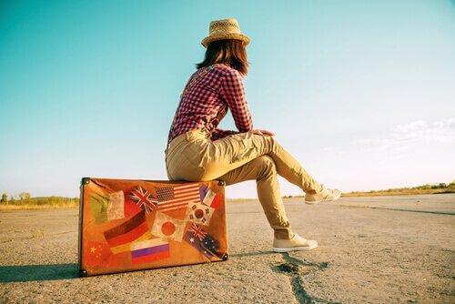 Wanderlust -oireyhtymä: pakkomielle matkustaa