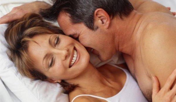 vaihdevuosien positiiviset asiat: parempi seksielämä
