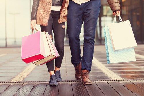 shoppailu ja mielen köyhyys