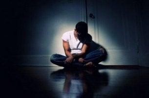 poika on masentunut