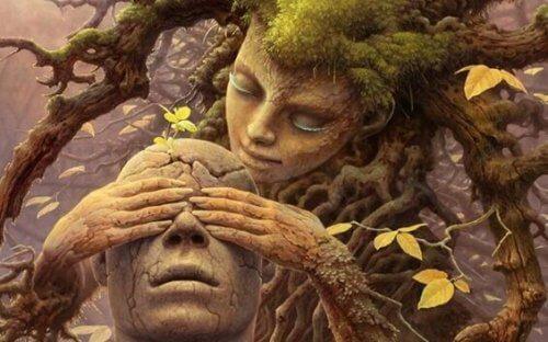 Carl Jungin eudaimonia: avain onneen