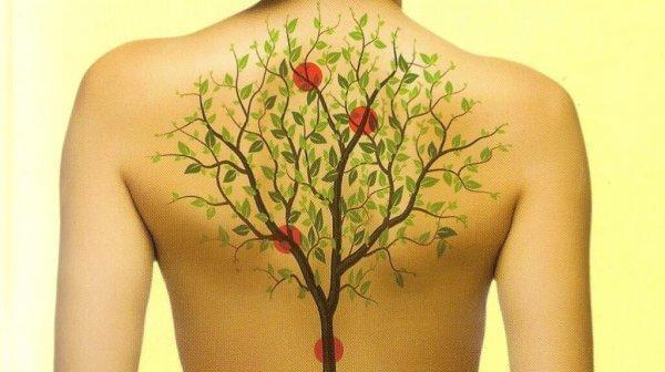 Mitä vaikutuksia tunteillamme on selkäämme?