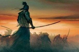 samurai taistelussa: samuraiden elämänohjeet