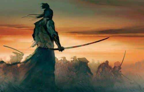10 suurenmoista samuraiden elämänohjetta