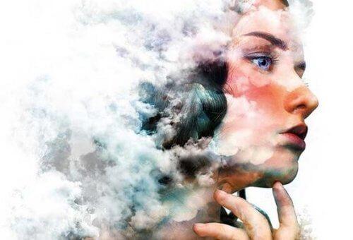 savuinen nainen