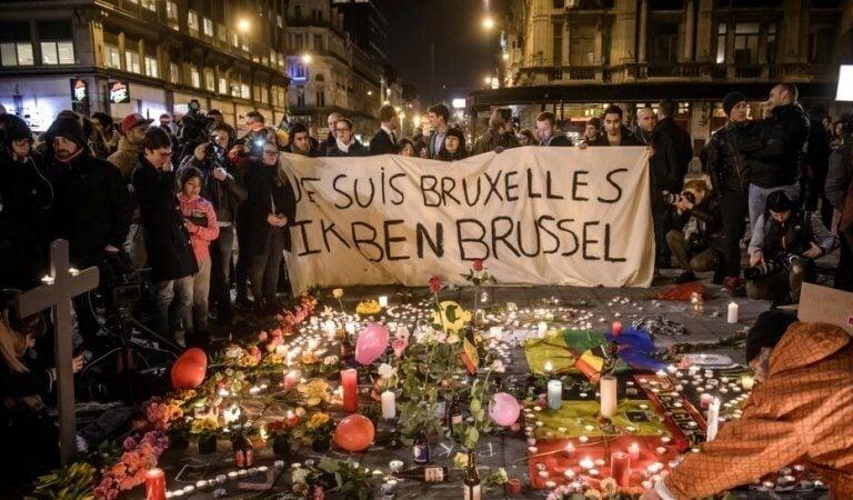 terrorismin vaikutukset Brysselissä