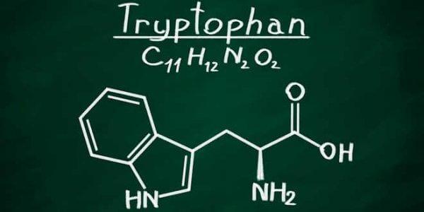 tryptofaanin kemiallinen kaava