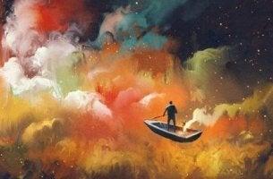 tee jotain pelottavaa kuten veneile väreissä