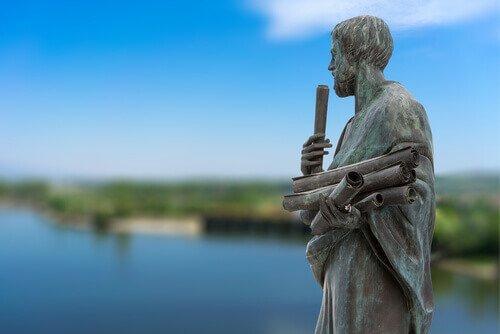 Aristoteleen patsas