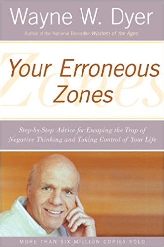 "kirja ""Your erroneous zones"""