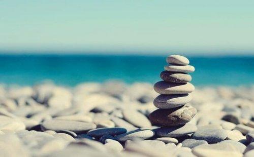 Tarina kivistä: miten lakata murehtimasta