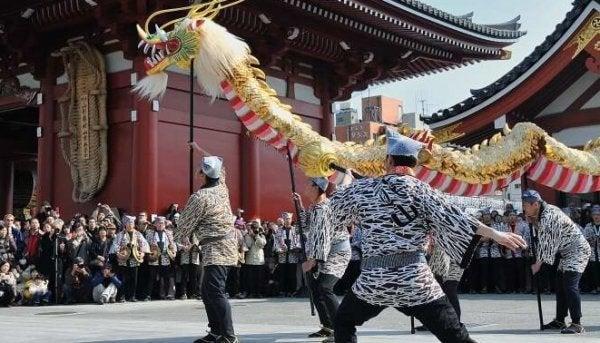 japanilainen rituaali