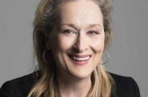 Meryl Streep hieman nuorempana