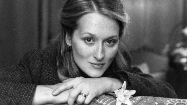 Meryl Streep nuorena