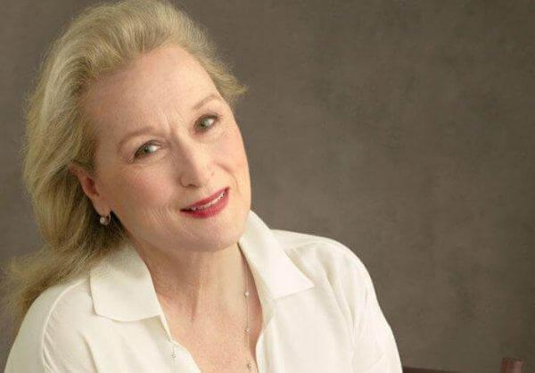 Meryl Streep vanhempana