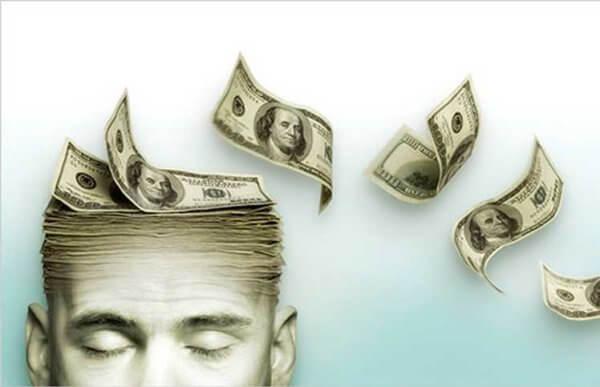 huomioi persoonallisuuden paljastavaa tilannetta kun ihminen menettää rahansa
