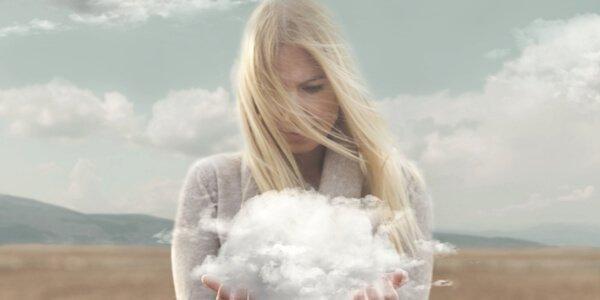 pilvi käsissä