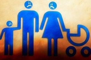invalidisoiva perhe
