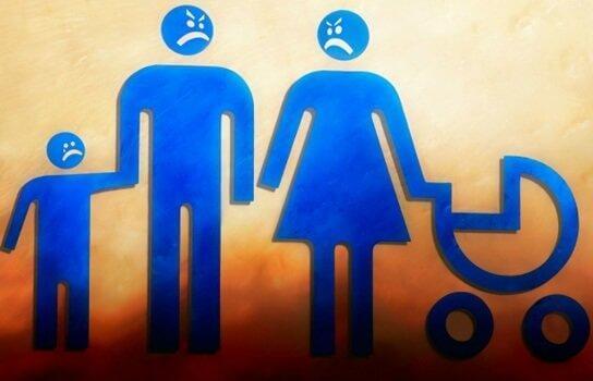 Invalidisoiva perhe: henkilökohtaisen kehityksen este
