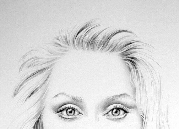 Meryl Streep -piirros