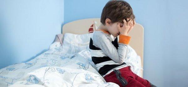 masennuksen oireet näkyvät myös lapsilla