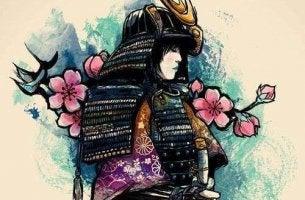 samurai ja hajuttomat kukat