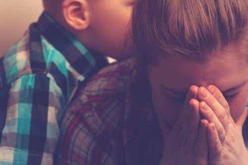 Uupuneet äidit ja burnout