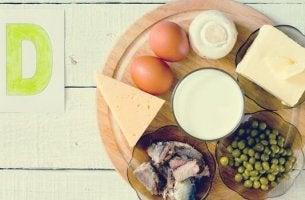 D-vitamiinipitoiset ruoat
