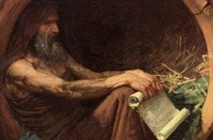 filosofi diogenes sinopelainen