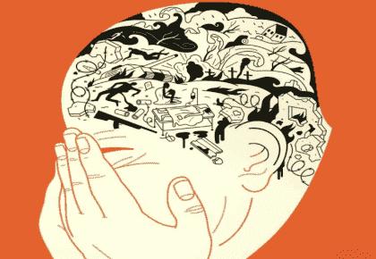 Konfliktista riippuvaiset ihmiset ovat sodassa itsensä kanssa