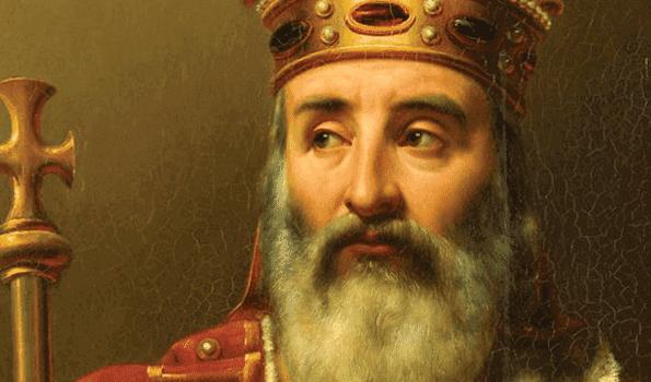 Kaarle Suuren legenda, tarina rakkaudesta
