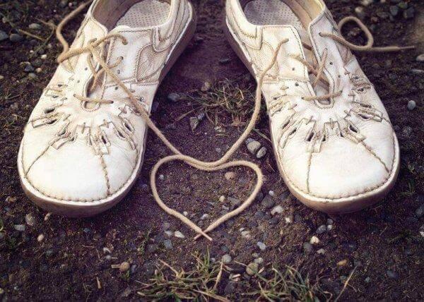 vanhat kengät