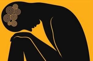 nainen ja surulliset aivot