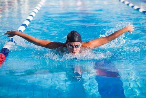 5 uinnin psykologista hyötyä