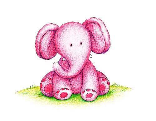 lasten hengitysharjoitukset: norsu