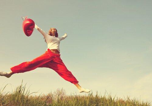 Positiivisen ajattelun voima/myönteinen vahvistaminen