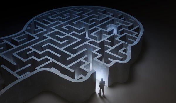 pää on labyrintti
