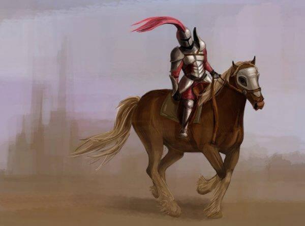 ritari lähtee matkaan
