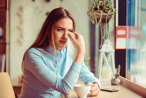 eron suremisvaiheet: masennus