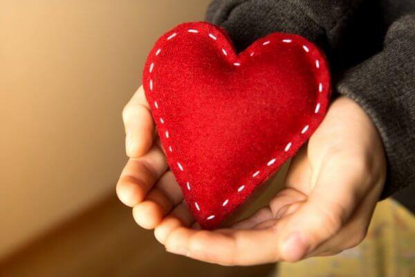 osoita rakkaus kiitollisuudella
