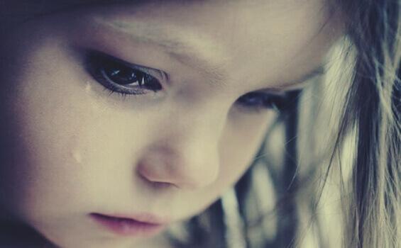 mitätöivä perhe saa aikaan paljon surua lapsessa